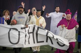 Interfaith Touchdown