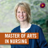 Master of Arts in Nursing