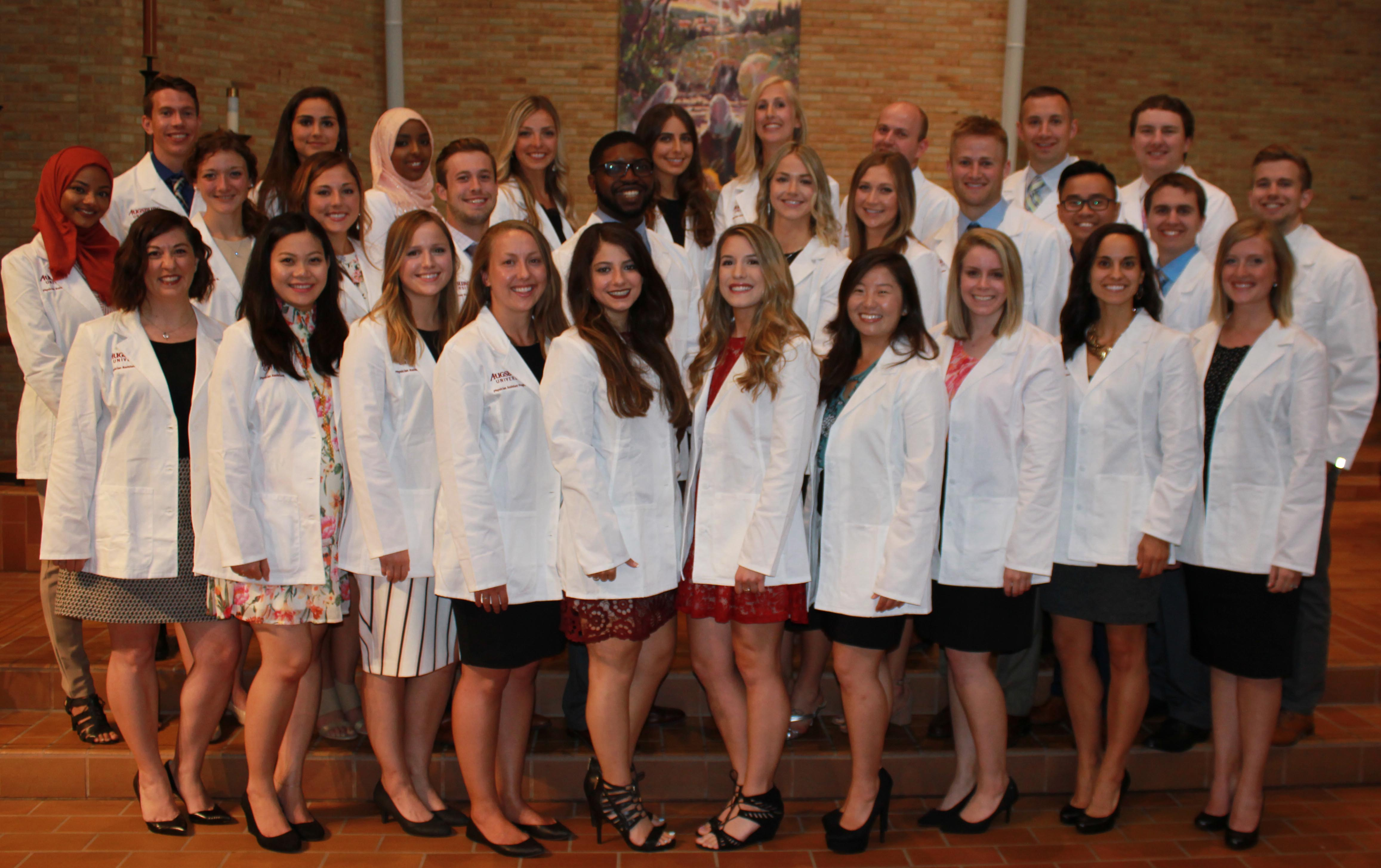 Clinical Phase Master of Science in Physician Assistant Stu s