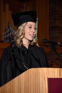Emma Hermes Student Speaker