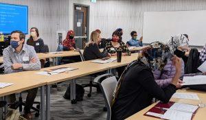 Classroom photo
