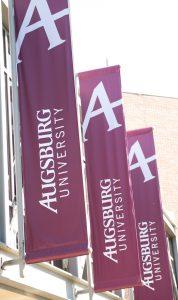 Augsburg University Banners