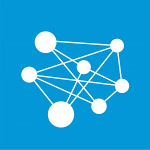 Understand & Connect Communities Icon_ connecting dots