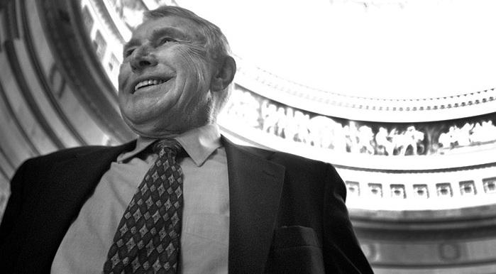 Martin Sabo at Capitol