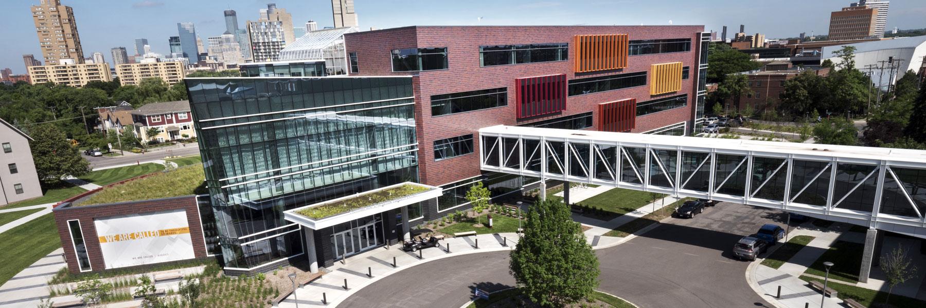 Augsburg University - Hagfors Center