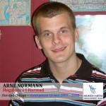 """""""Flott skole med tilgang til alt man trenger. Miljøet larerikt, sosialt og hyggelig."""" --Arne Stoen Normann"""