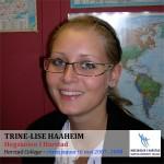 """""""Flott skole, der lærne har tid til deg og alltid er hjelpsomme. Veldig larerile og full av opplevelser!"""" -- Trine-Lise Haaheim"""