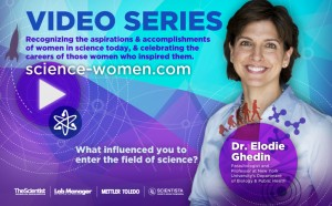 Women in Science Banner