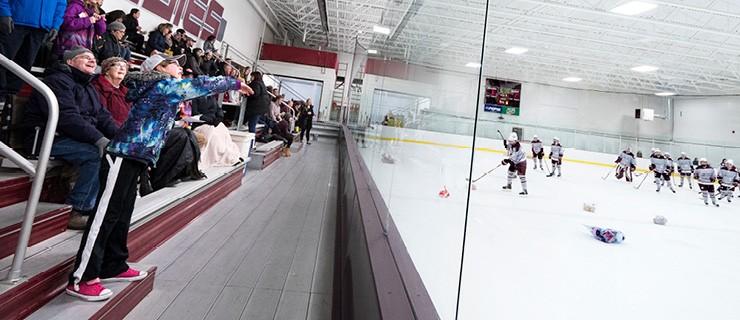 Women's Ice Hockey Game