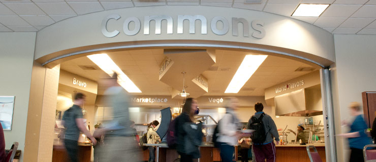 The Commons Dining Hall