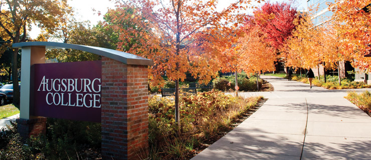 Autumn on Campus