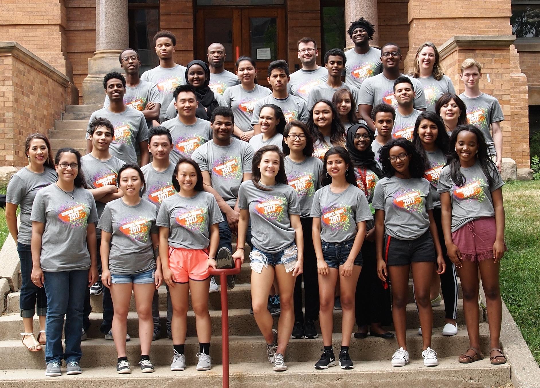 Summer Bridge TRIO Student Support Services