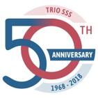 TRIO:SSS Anniversary Logo