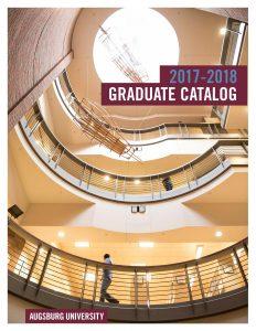 2017-2018 Graduate Catalog