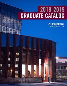 2018-2019 Graduate Catalog