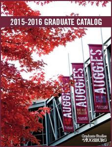 2015-2016 Graduate Catalog