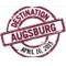 Destination Augsburg 60x60