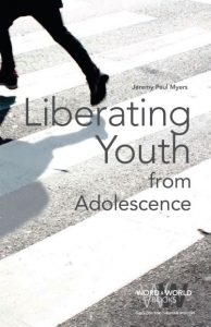 book cover of Liberating Youth