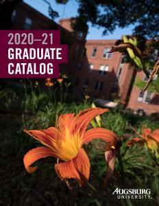 Graduate Catalog Cover Image