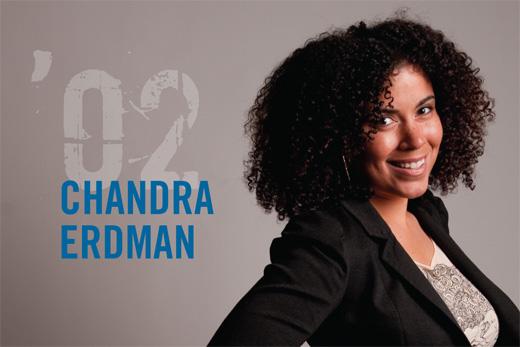 Chandra Erdman