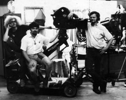 Archive photo of Augsburg filmmakers