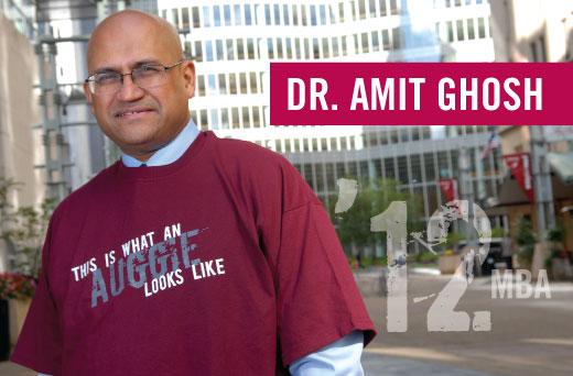 Dr. Amit Ghosh
