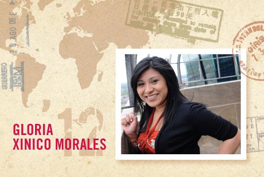 Gloria Xinico Morales