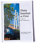 Three Sundays at First book cover