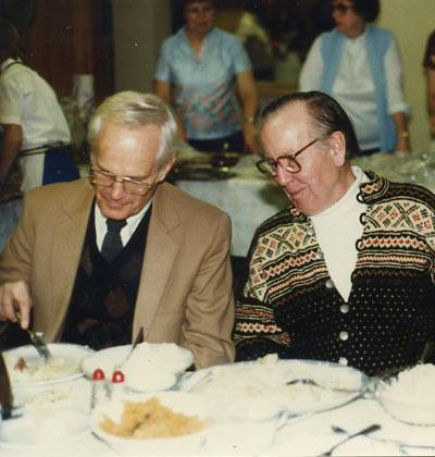 Phil Quanbeck and Paul Sonnack