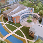 Campus model of Center for Science, Business, and Religion