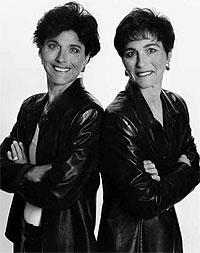 Barbara and Betty Bowers