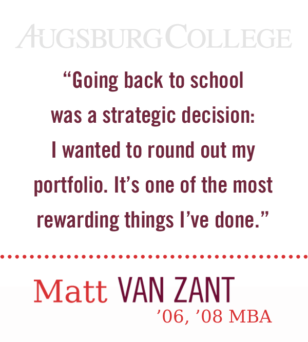 Matt Van Zant quote