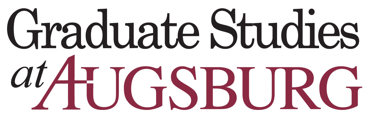 Graduate Studies at Augsburg