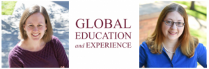 Maren Stoddard Mack &Lucy Hardaker, Center for Global Education and Experience
